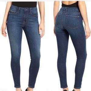 Good American Good Legs hight rise skinny jeans 6